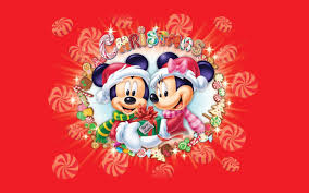 mickey mouse christmas wallpaper free download hd background