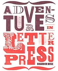 letter press for the of letterpress a printing handbook for instructors