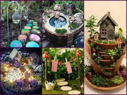 amazing diy garden decorating ideas miniature garden
