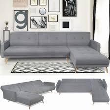canapé d angle pour petit salon petit canape convertible deux places und peinture artiste moderne