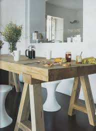 chunky wood table legs love the chunky wood table cool stuff pinterest wood table