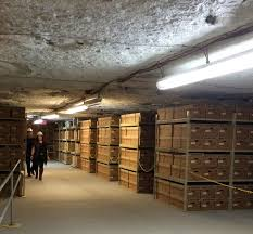 Hutch Salt Mine Published Collections A Diverting Day Off In The Salt Mine
