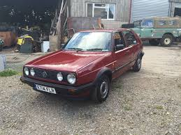 mk2 golf 1 3 82 000 2 owners in plymouth devon gumtree