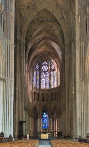 gothic architecture wikipedia choir northeast end