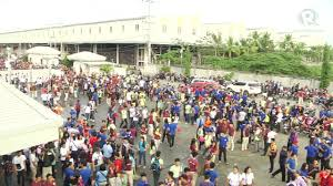 House Technology by Thousands Of Workers Sent Home After Cavite Factory Fire Youtube