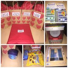 5 senses gift love day ideas pinterest gift and craft