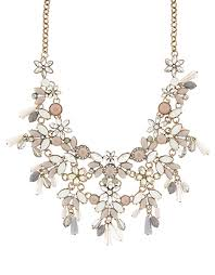 coloured statement necklace images Accessorize necklaces chokers short long necklaces jpg