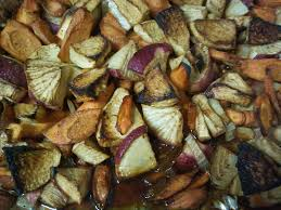 Oven Roasted Root Vegetables Balsamic - kosherfrugal com spend less and live more roasted root