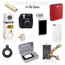 holiday gift guide for the techie my style pill