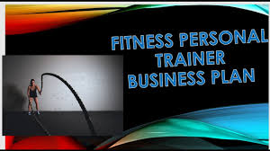 fitness personal trainer business plan youtube