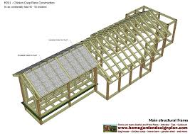 easy directions to build a chicken coop with easy directions to