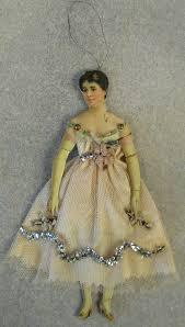 1613 best scrap dresden spun cotton ornaments images on