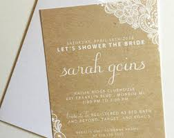 be our guest bridal shower invitations disney the