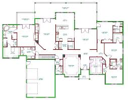 Cottage Floor Plans One Story 42 Best One Level Floor Plans Images On Pinterest Dream House