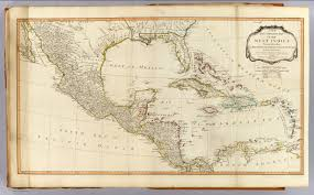 Map Of West Indies West Indies David Rumsey Historical Map Collection
