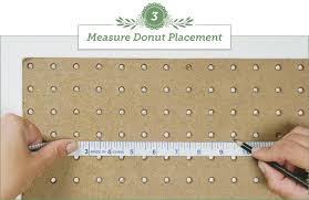 Brr Placements Donut Wall Diy And Styling Inspiration Shari U0027s Berries Blog