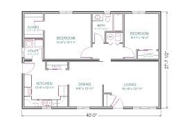 Single Story Open Concept Floor Plans 13 Surprisingly Open Concept Cottage Plans Fresh In Custom 100 4