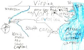 North Carolina Map North Carolina State Maps Usa Maps Of North Carolina Nc Reference