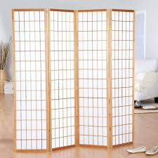 four panel room divider screen screenflex 5 panel mobile room