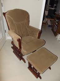 Gliding Rocking Chair Shermag Glider Chair Secondhand Pursuit