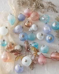 coastal elegance ornament set balsam hill