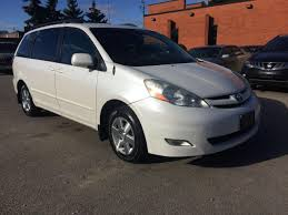 nissan sienna 2008 used 2008 toyota sienna le extra clean safety 3years warranty