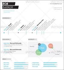 modern resume format 30 amazing resume psd template showcase streetsmash