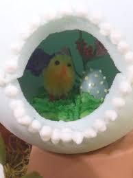 sugar easter eggs with inside sugar egg tutorial diorama panorama sugar rama the tamara