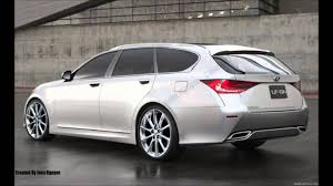 lexus gs300h usa new 2015 lexus gs wagon youtube