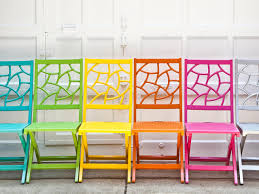 Multi Coloured Chairs by 8 Double Duty Furniture Solutions For Your Small Space Dilemma