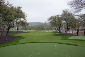 dave pelz synscapes austin san antonio artificial turf golf