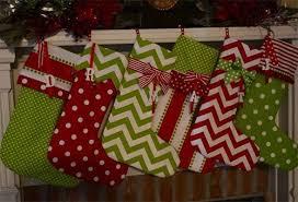 christmas stocking ideas unique yet cheap large christmas stocking patterns u0026 ideas 2013
