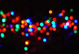 christmas light christmas light bokeh christmas lights decoration