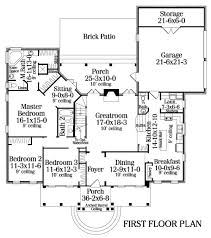 3 house plans astwood 4658 3 bedrooms and 2 baths the house designers