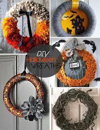 halloween wreath 20 diy halloween wreath ideas
