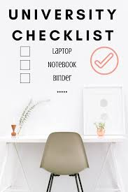 it s that time again where we have to get that university it s that time again where we have to get that university checklist written here s a