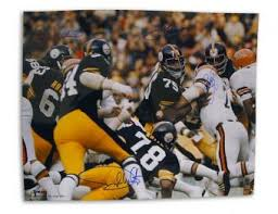 Steel Curtain Pictures Steel Curtain Signed Photo Autographed Nfl Photos