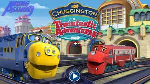 film kartun chuggington bahasa indonesia playing chuggington traintastic adventures main kereta api