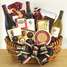 wine basket ideas corporate gift ideas
