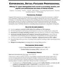cool inspiration cpa resume sample 10 accounting sample free cv