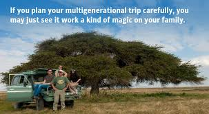 planning a family vacation a few tips for your multigenerational trip