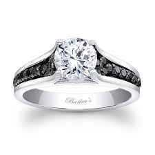 black diamond wedding ring barkev s black diamond engagement ring 7698lbkw