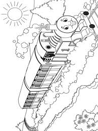 thomas friends coloring pages download print thomas