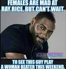 Ray Rice Memes - box office movie scene queen