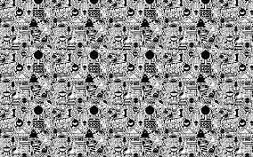 Black And White Design