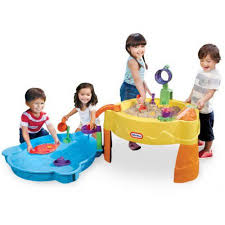 little tikes sand water table little tikes treasure hunt sand and water table walmart com