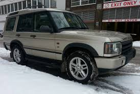 land rover lifted new winter transportation a land rover discovery ii autos