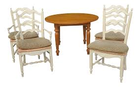 drexel heritage french country dining set chairish