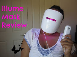 blue and red light therapy for acne reviews illumask anti acne light therapy mask review youtube