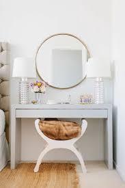 coiffeuse blanche si e avec miroir inclus les 25 meilleures id es de la cat gorie miroir coiffeuse sur meuble
